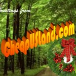 Happy Holiday's from CheapUSLand.com