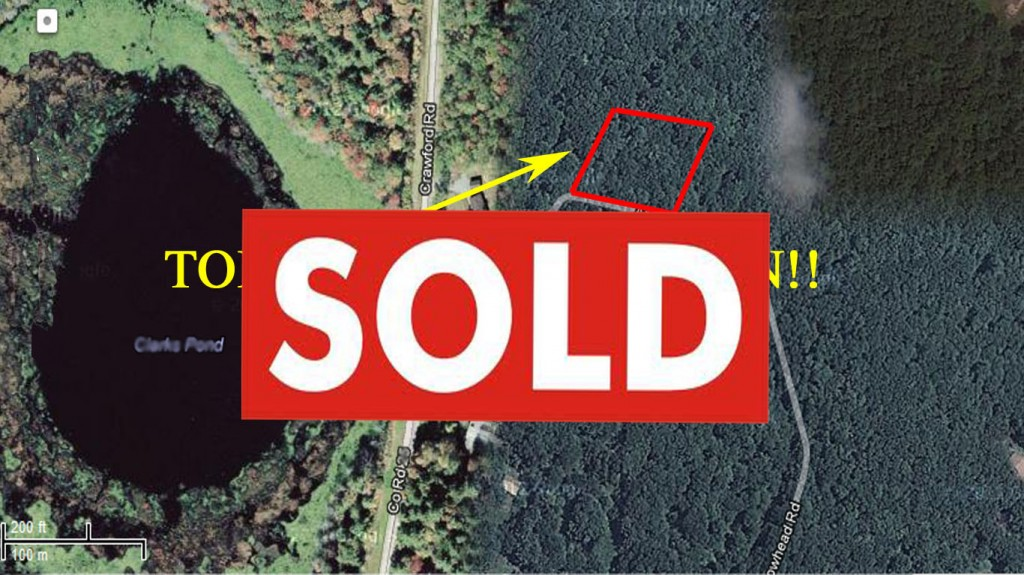 For Sale 1 Acre – Secluded, Wooded & Buildable! Ideal Bug Out Site! $0 down! $346 month!