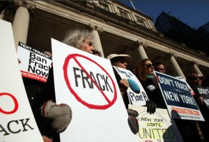 New York Fracking Study Results Likely Years Off 