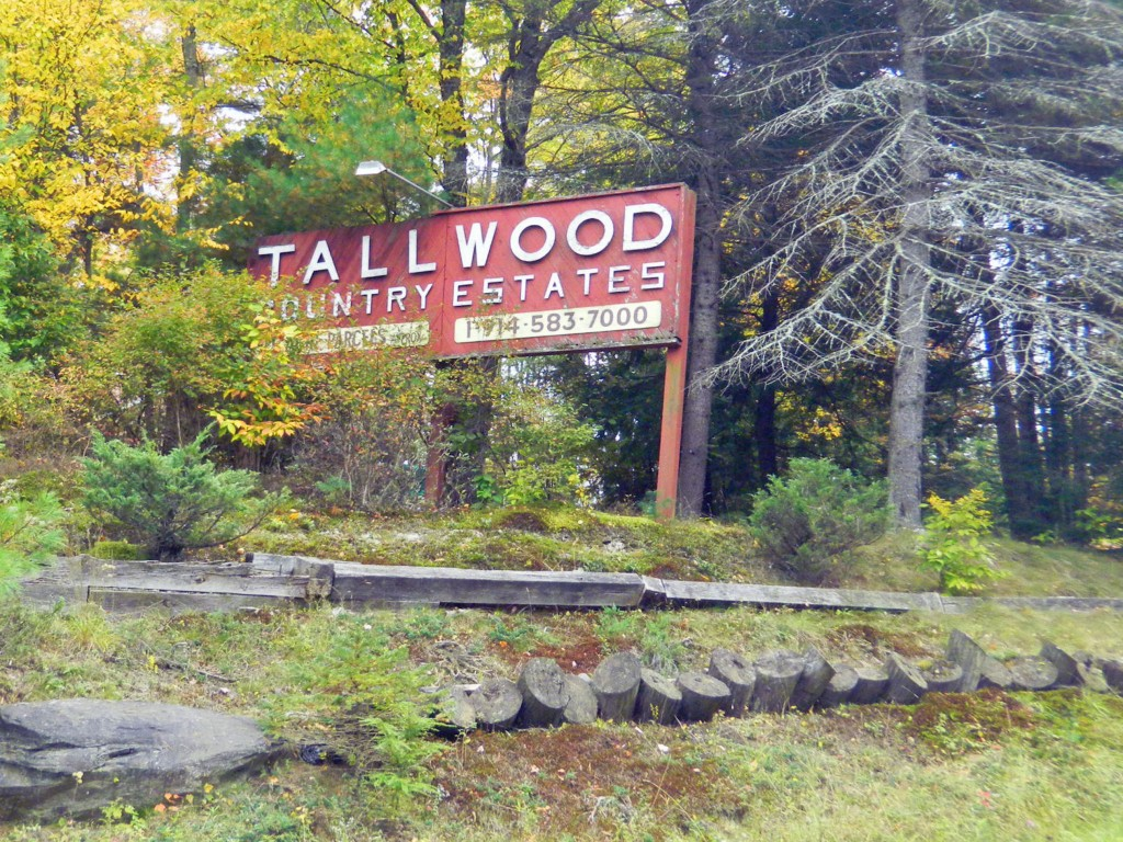 1.54 Acre Prime Corner Lot in Exclusive Tallwood Country Estates, White Lake NY, No HOA fees! Reduced Only $12,000