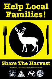 As Food Programs Are Cut, Deer Hunters Share the Bounty