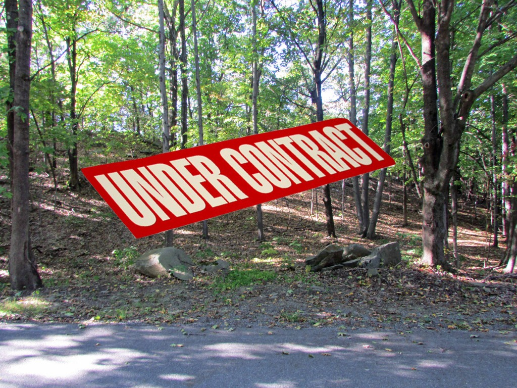 .6 Acre Building Lot on Quiet Cul-D-Sac, Lloyd NY  – Ideal for 1 or 2-family home, cabin or Tiny House on Wheels! Only $7,900