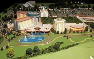 Winners and losers in upstate New York casino...
