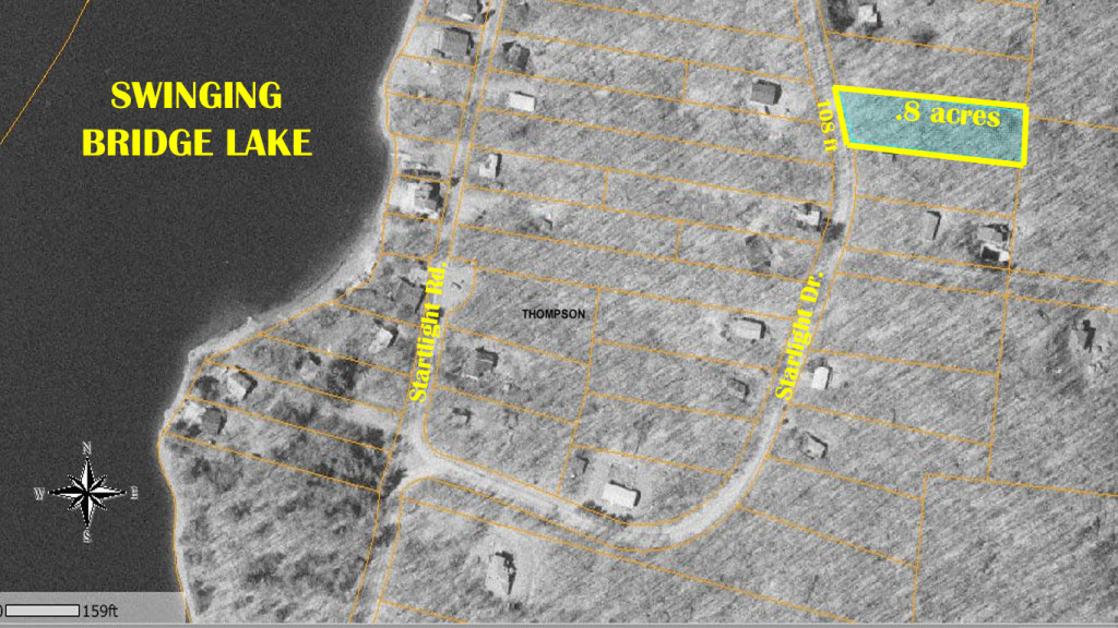 For Sale – .85 Quaint Country Building Lot Thompson, NY – Rights to Swinging Bridge Lake! Only $13,900!