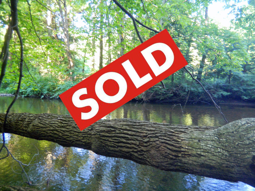 Huge 7.74 Acre Lot For Sale with Trout Stream,...
