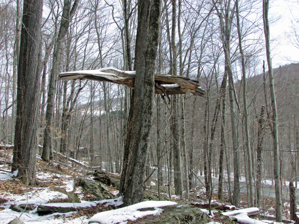FOR SALE  2.6 SPRAWLING ACRES  North Branch/Callicoon, Sullivan County, NY – Mountain views, Unique rock croppings, Maintained road, Electric – 2 hrs/NYC – Mins/Delaware River –   Only $15,900