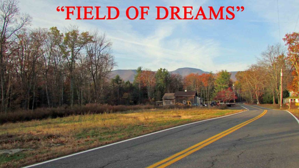 """Field of Dreams"" – For Sale 1 Acre Country Building Lot in Cairo, Greene County. Sweet Mt Views. 2 hrs/NYC. Mins to Skiing, Hudson River & State Forests! Only $11,900!!"