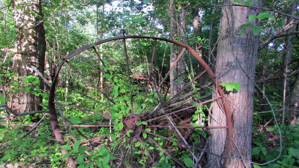 """The Wagon Wheel"" – For Sale 1 +/- Acre Private Country Lot, Marlboro, N.Y., Small Pond! Underground Electric!  Great location! Only 90 mins/NYC & 20 mins/Metro North. Only $12,900!! (fmv $40K)"