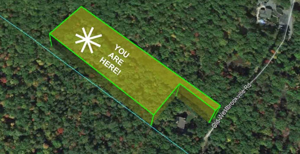 """You Are HERE!"" 3.25 Private Acres Mamakating – Fully Engineered – BOH Approved – Lake Rights – Only $24,900!"