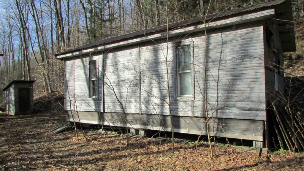 """Hi-Vue"" – 5 Unique Hill Top Acres Decatur NY- Hunting Cabin – Outhouse – Shed – Mt. Views – Only $25,900!"